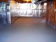 Basement Wall Insulation