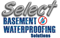 Select Basement Waterproofing Solutions