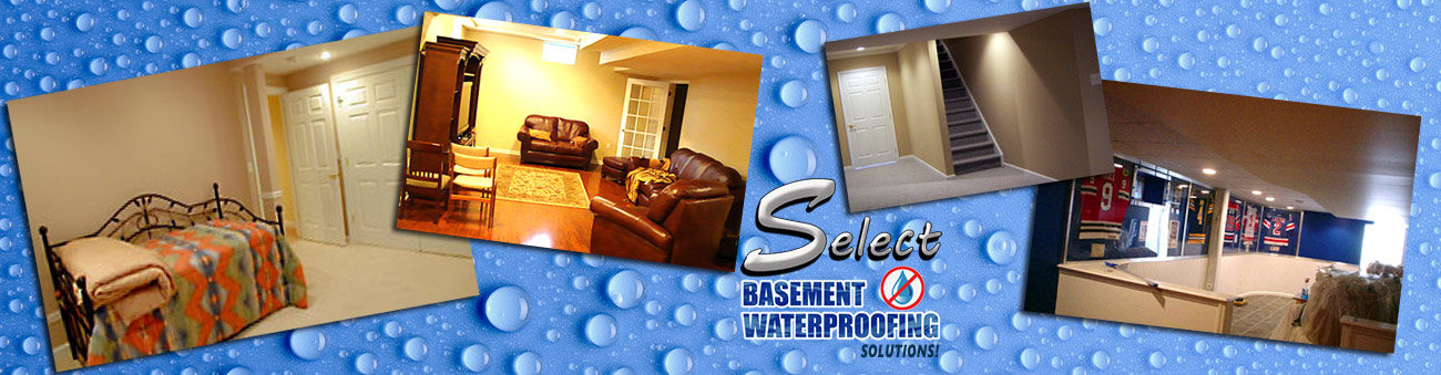 Select Basement Waterproofing New Jersey Call 877 548 3889 Basement ...