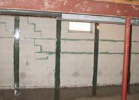 Structural Repair Work